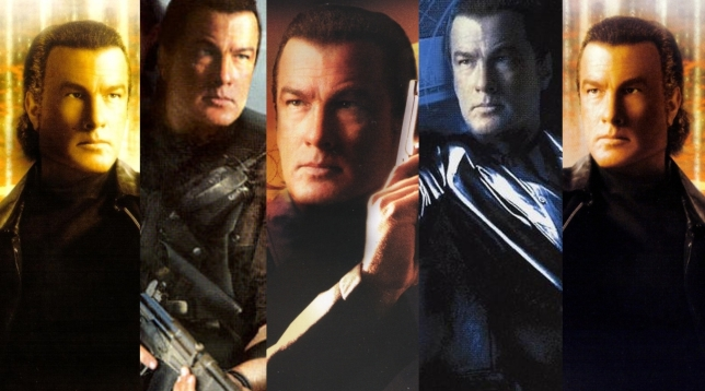 Steven Seagal Gallery of Shame