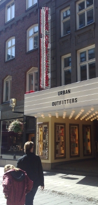 Röda Kvarn Urban Outfitters