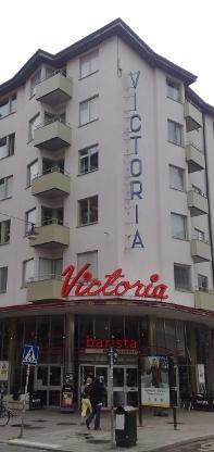 Victoria Svenska Bio Götgatan