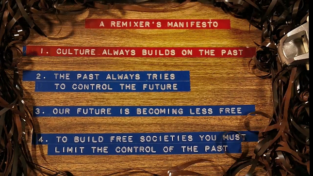 Docfest Remix Manifesto in full